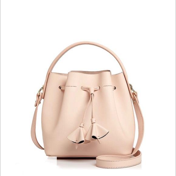 a464bf9d217a 💕Gorgeous 💕Celine Lefebure Karin Bucket Bag NWT